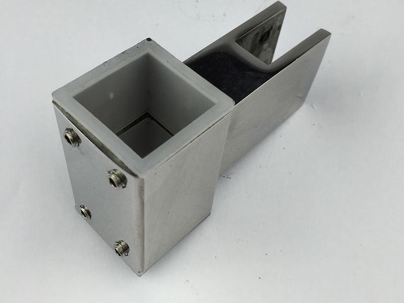 钻石型淋浴房合页-大量供应有品质的淋浴房玻璃固定码