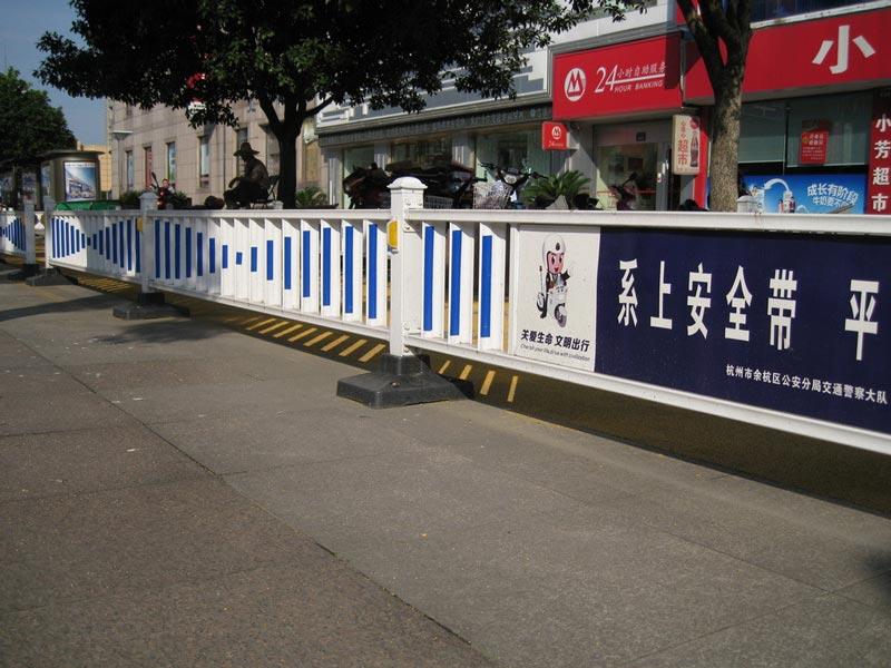 内蒙古广告板道路护栏-供应衡水高质量的广告板道路护栏