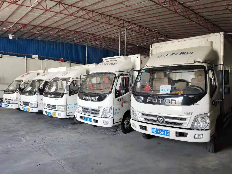 杭州水果配送外贸-海南哪家运输配送公司靠谱