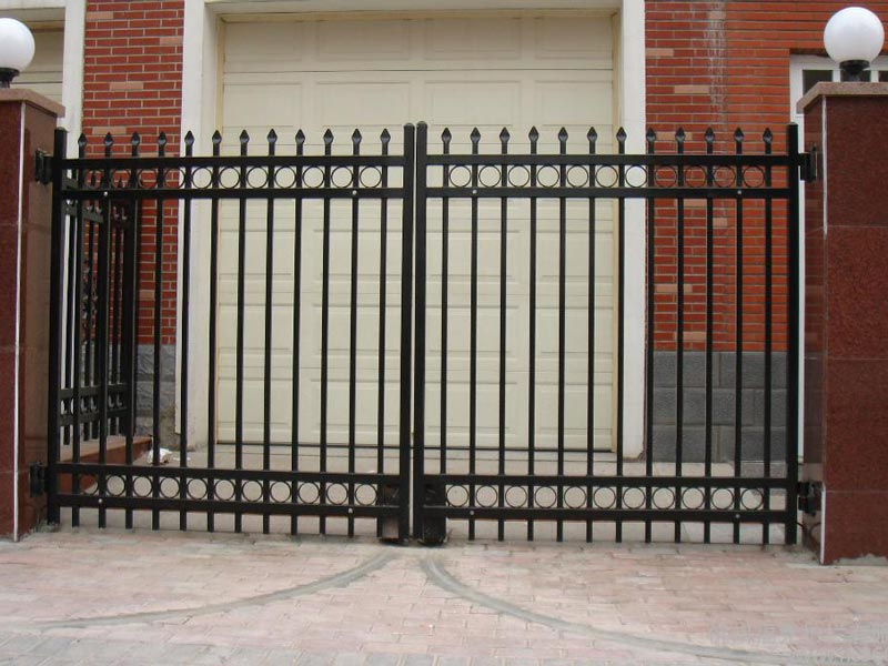 铁艺护栏大门