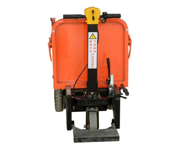 电动矿用自卸车