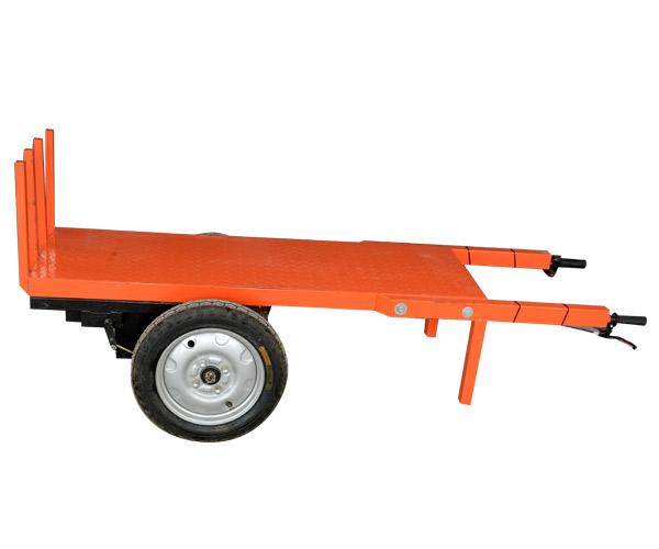 草花电动运输车