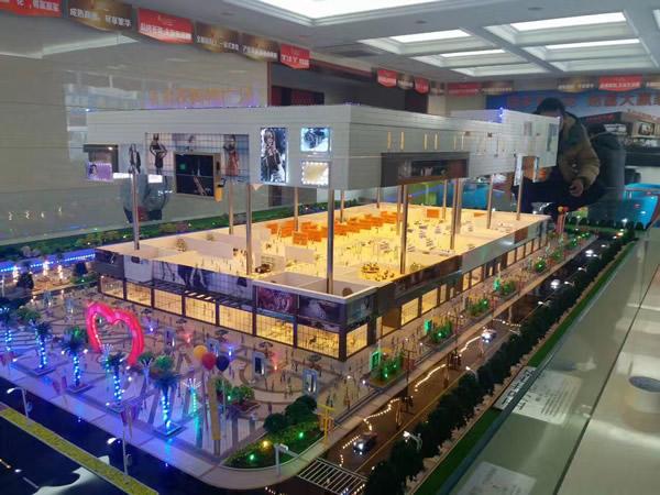 江苏放心可靠的商业地产模型设计制作推荐-有口碑的商业地产模型制作