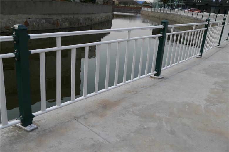 鐵藝河道護欄價格-衡水哪里有品質好的鐵藝河道護欄供應