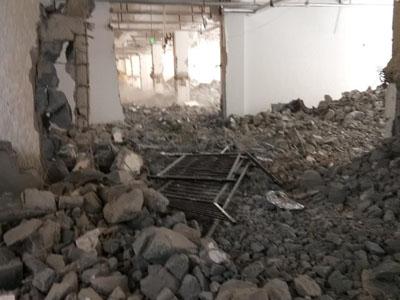 白銀房屋拆除-甘肅混泥土切割公司-蘭州混泥土切割