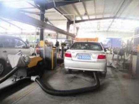 机动汽车尾气检测价格