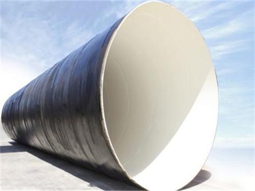 螺旋焊管4油3布防腐-口碑好的內外涂塑復合鋼管哪里買