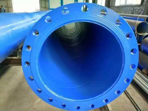 聚乙烯防腐螺旋管-沧州供应实用的内外涂塑复合钢管