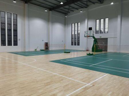 沈阳体育场馆地板价格-品质好的体育场馆地板丽和景供应