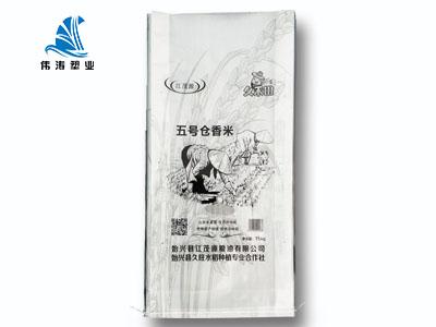 广西大米包装袋