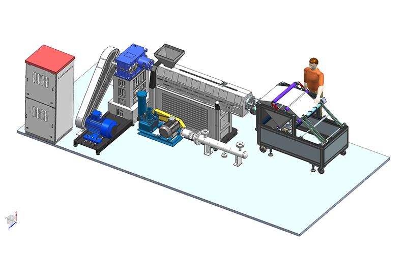 江西熔喷布机厂家直销_买新款全自动熔喷布设备,就选巧艺汽车装备