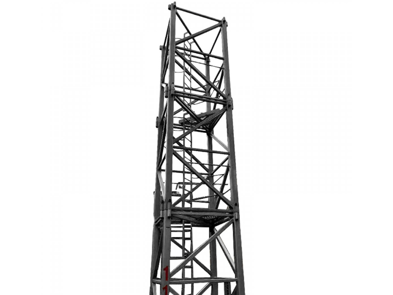 口碑好的塔吊-供应四川价位合理的塔吊