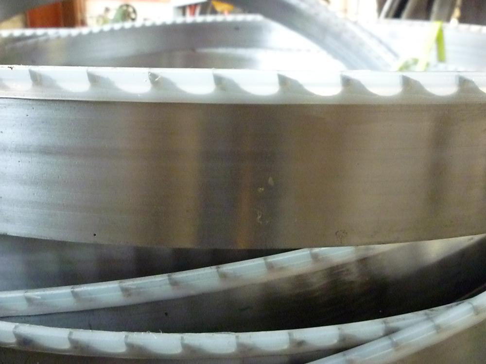 河北保溫材料帶鋸條-山東省質量好的保溫材料帶鋸條供應