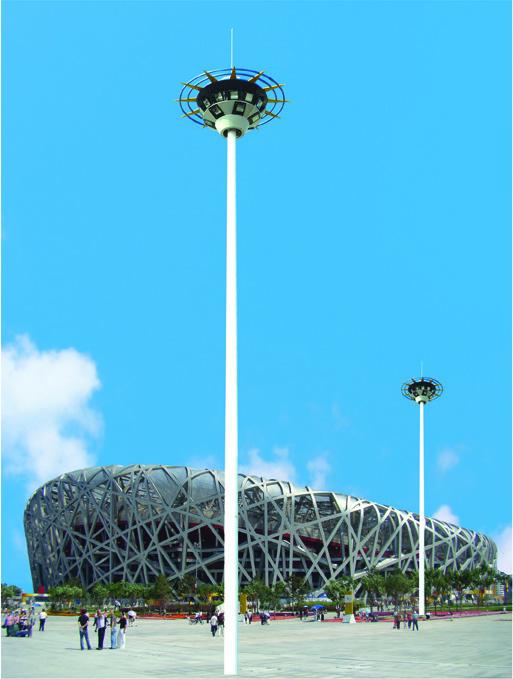 廣西30米高桿燈廠家-廣西南寧18米高桿燈價格