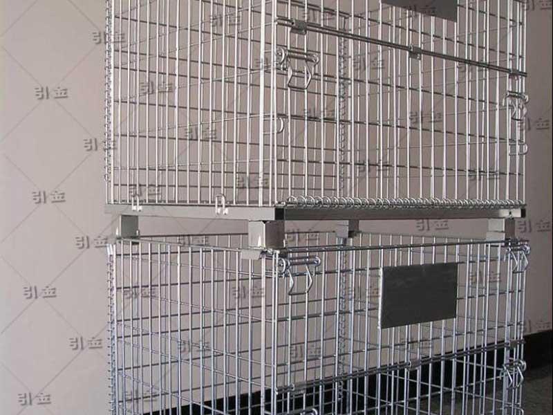 想买好的青岛仓储笼就来引金公司_城阳仓储笼低价出售