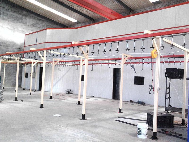 电泳生产线生产厂家_邹平晟冉鑫悦电泳生产线供应商