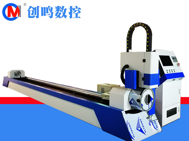 置物架不锈钢管激光打孔机厨房设备激光切管机不锈钢管制品加工