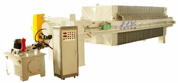 衡水宏运污水处理环保压滤机产品