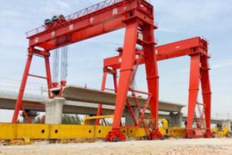 哪里有双梁桥式起重机安装公司-专业的起重机安装服务公司当选永宏鑫安起重设备安装