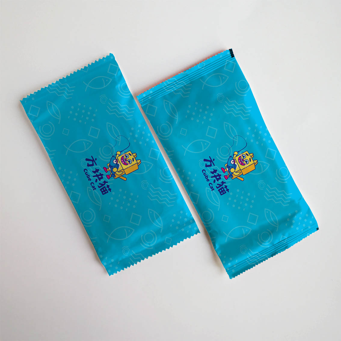 广告宣传湿纸巾定制厂家哪家好◆促销礼品荷包纸巾定制
