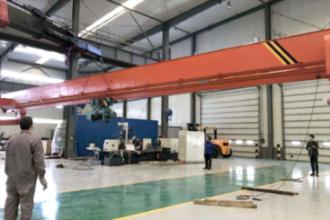欧式门式起重机保养公司-永宏鑫安起重设备安装供应口碑好的起重机维修保养