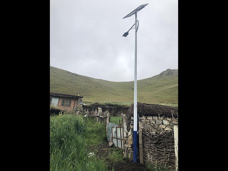 蘭州太陽能路燈|甘肅太陽能路燈哪家好|太陽能路燈廠家