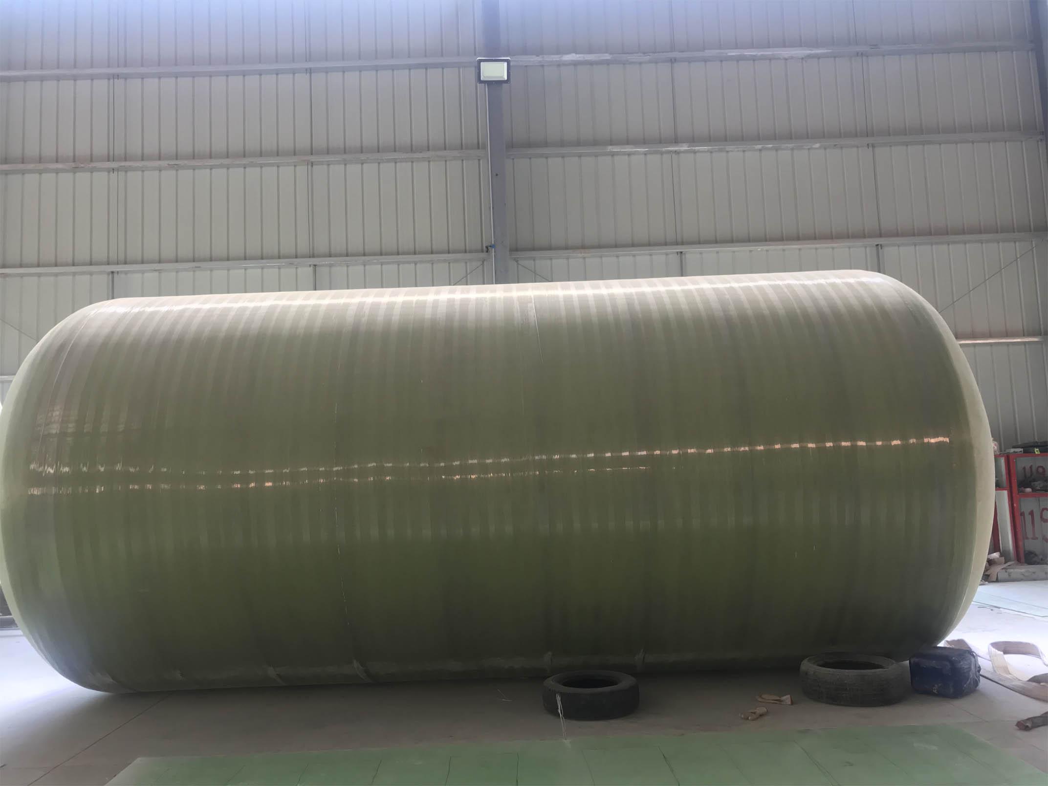 平凉玻璃钢化粪池厂家-甘肃广宜环保工程出售兰州玻璃钢化粪池