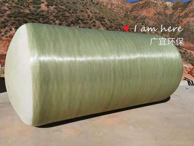 蘭州玻璃鋼化糞-蘭州品牌好的蘭州化糞池廠家直銷