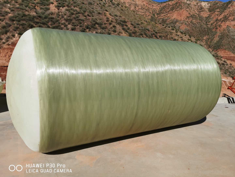 蘭州整體玻璃鋼化糞池價格-蘭州知名的蘭州化糞池廠家推薦