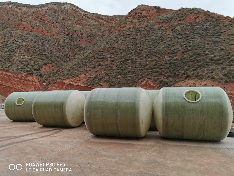 甘肃玻璃钢环保化粪池价格-甘肃具有口碑的兰州化粪池厂家推荐