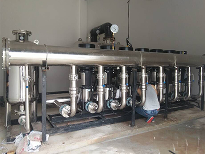 兰州板式换热器-甘肃划算的甘肃供水设备供应