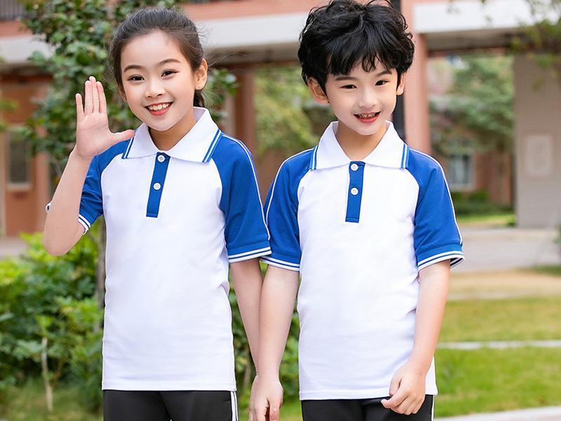 小学生校服定做厂家-靠谱的小学生夏季校服厂商