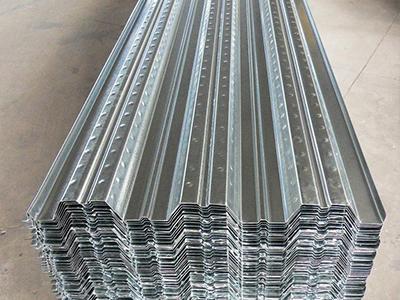 兰州六米剪板折弯,兰州楼承板,甘肃彩钢板厂家-兰州恒志玉龙钢