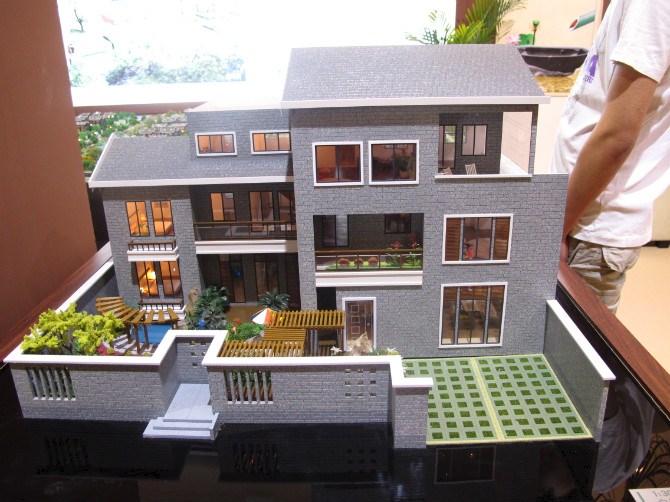 商業壁掛沙盤模型制作優選精翰建筑沙盤模型設計制作 商業沙盤模型