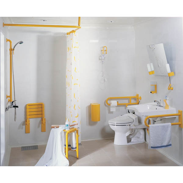 整体卫浴厂家 新式的整体卫浴供应
