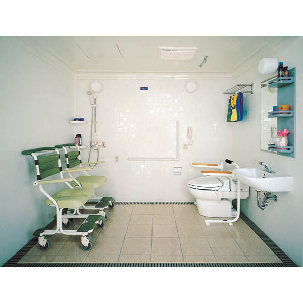 整体卫浴专业厂家找青岛向华卫浴