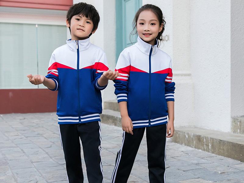 小学生秋季校服定做厂家-河南抢手的小学生秋季校服