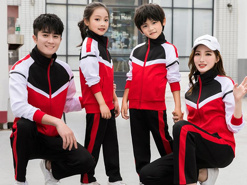 中学生2020秋季运动校服制作厂家哪家好_华辰裳提供不错的中学生2020校服定做服务