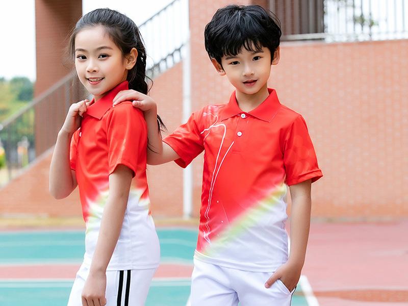 1~6年级校服定做厂家-新款1~6年级校服尽在华辰裳