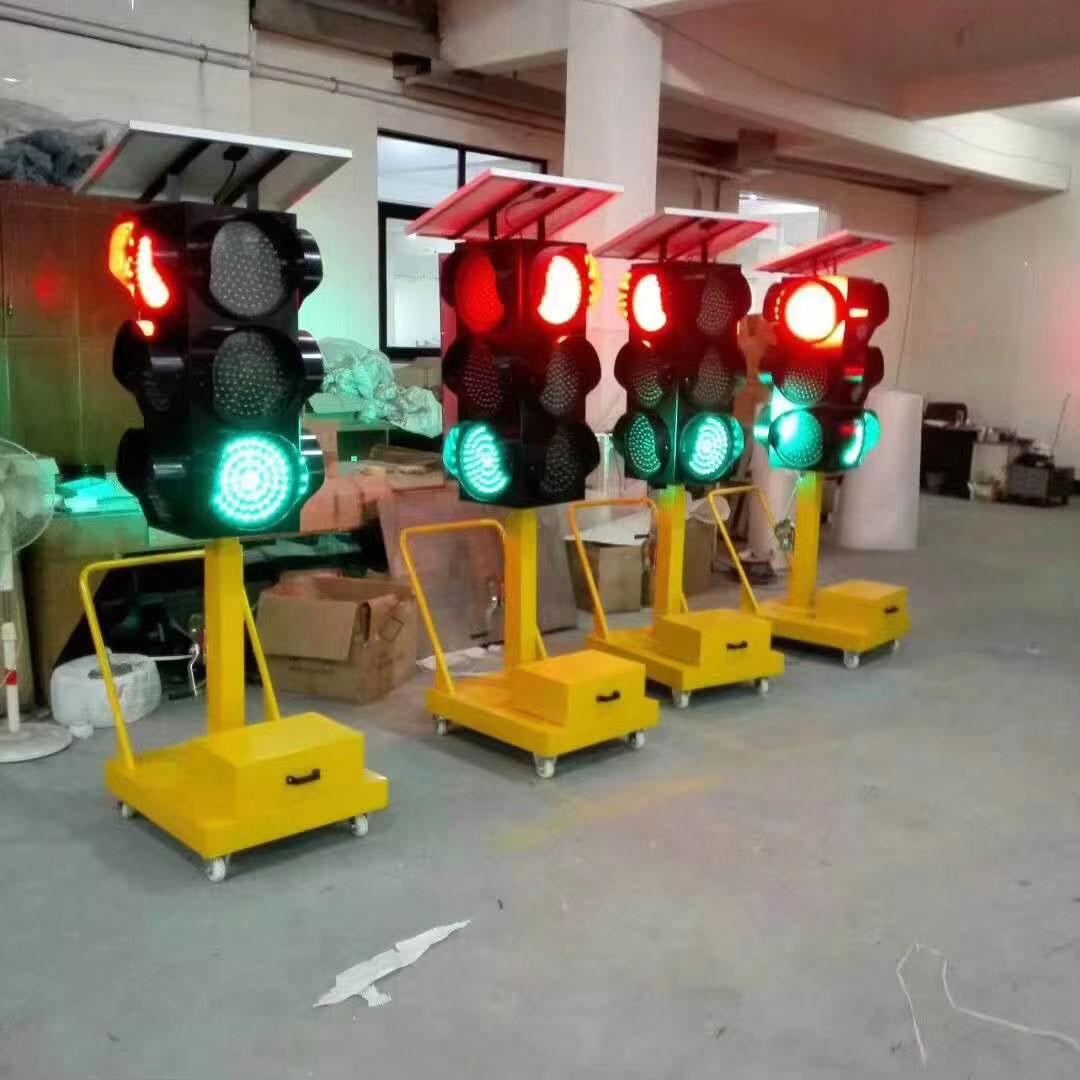 宁夏移动红绿灯-银川节能红绿灯-太阳能移动红绿灯厂家批发