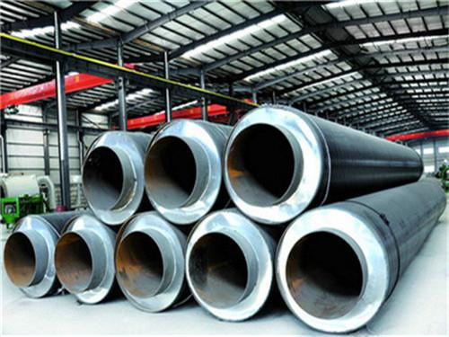 聚氨酯泡沫保溫鋼管