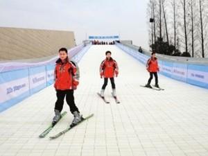 仿真滑雪场