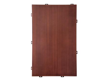 石纹铝单板-山东仿石材铝单板供应-山东仿石材铝单板订制