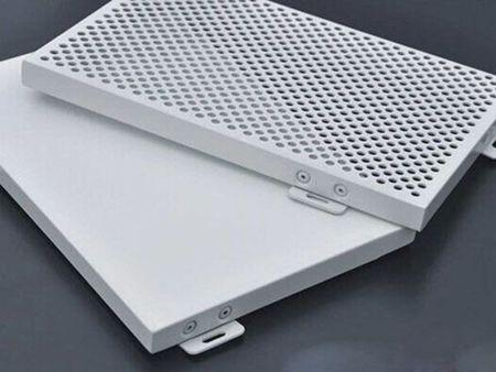 河南冲孔铝单板-潍坊粉末铝单板供应-潍坊粉末铝单板订制