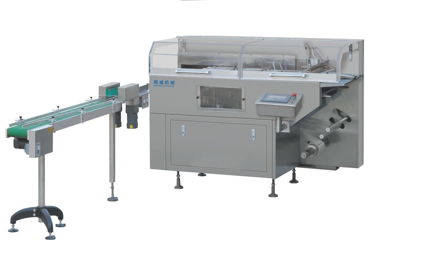 TMB-400全自动透明膜三维包装机