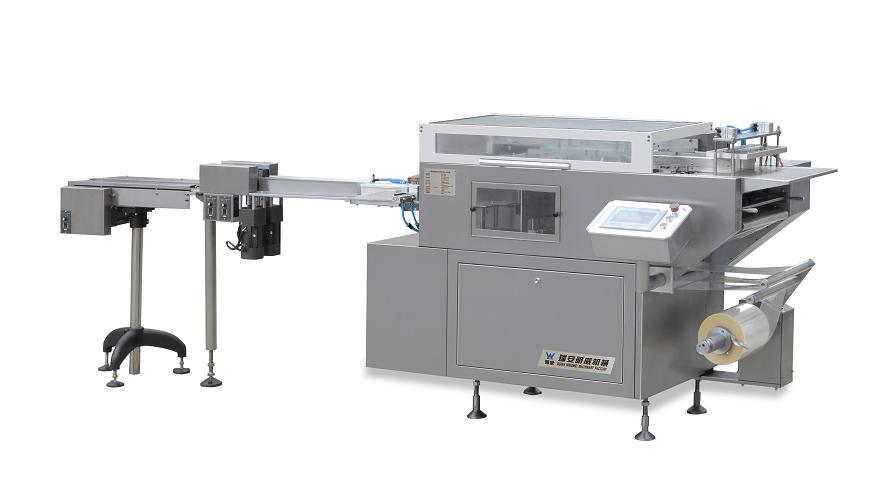 TMB-300C全自动透明膜三维包装机