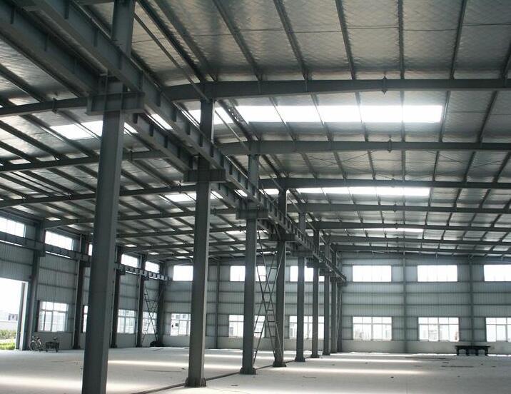 定西钢结构厂房造价-钢结构厂房拱形造价每平米多少钱