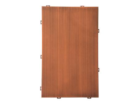 仿铜拉丝铝单板多少钱-天津室内铝单板供应-天津室内铝单板订制