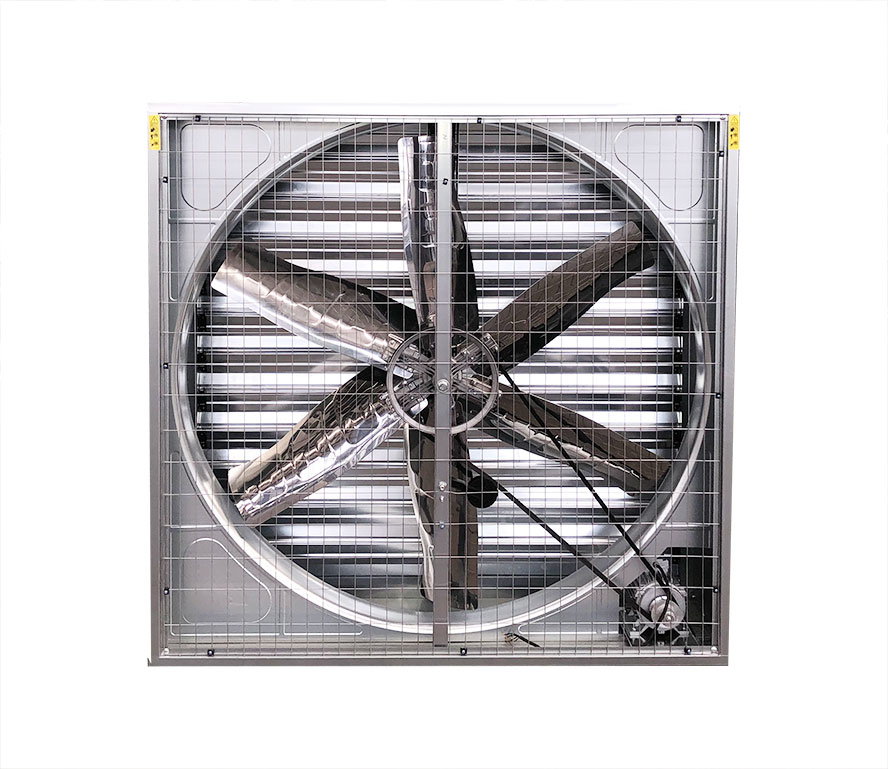 温室通风设备生产厂家|大上机械供应高质量的重锤负压风机