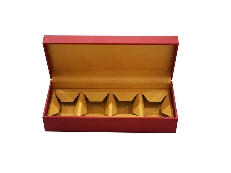 广东东莞包装厂定制各类装虫草礼品的纸质保健品包装盒